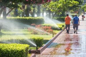 Irving sprinkler repair